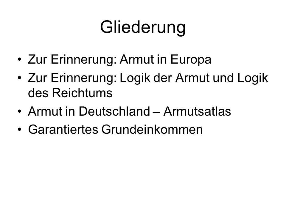 Literatur Blaschke, Ronald (2004): Garantiertes Grundeinkommen.