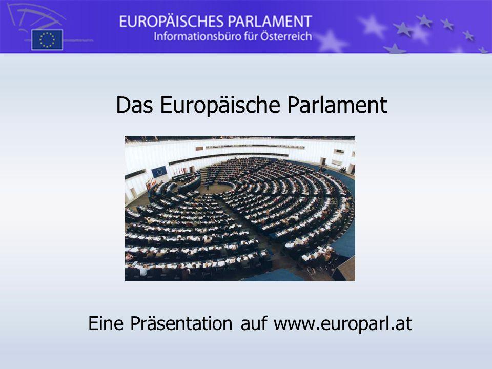 Kompetenzen des Europäischen Parlaments Gesetzgebung Haushalt Demokratische Kontrolle Zustimmung zu EU-Erweiterung + internationale Verträge Politische Impulse