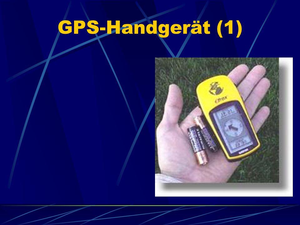 GPS-Handgerät (1)