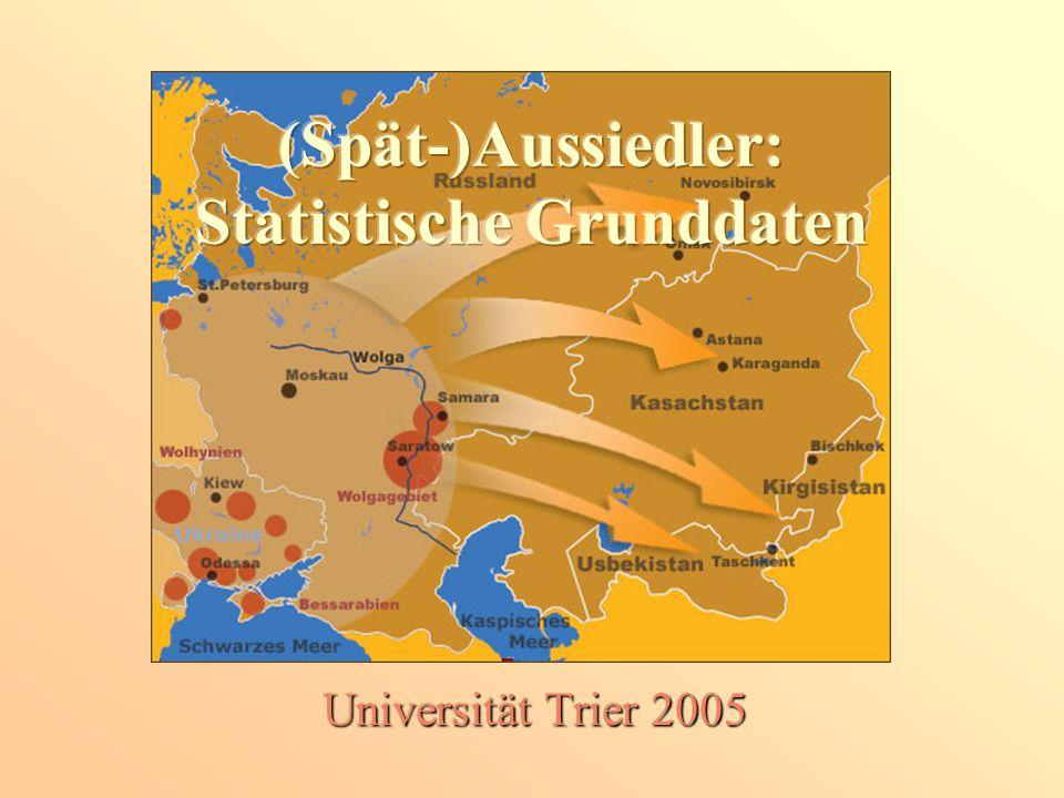Universität Trier 2005
