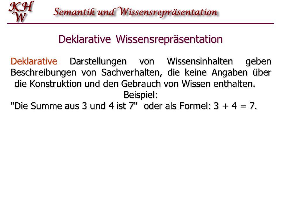 Regelbasiert Systeme: Umsetzung in Prolog zustand(affe(tuer, auf_boden, nein), banane(mitte), kiste(fenster)).