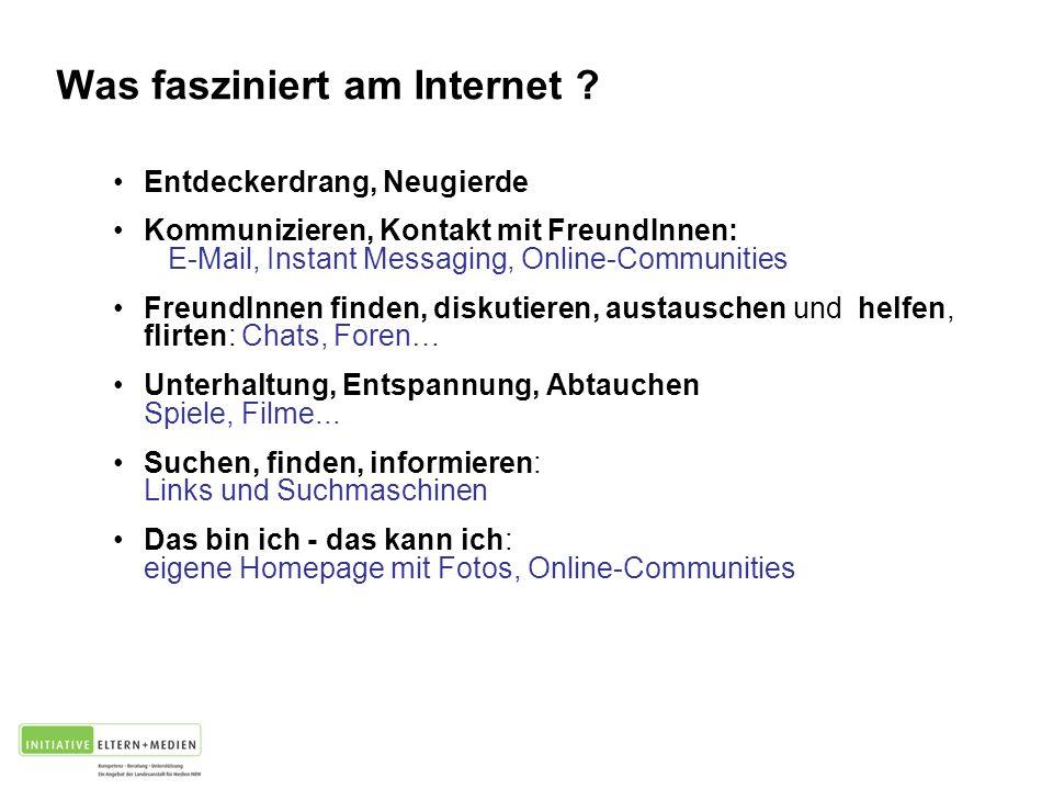 Die Rechtslage - Jugendmedienschutz im Internet und seine Grenzen Seit dem 01.04.2003 sind die Bundesländer auch für den Jugendmedienschutz im Internet zuständig.