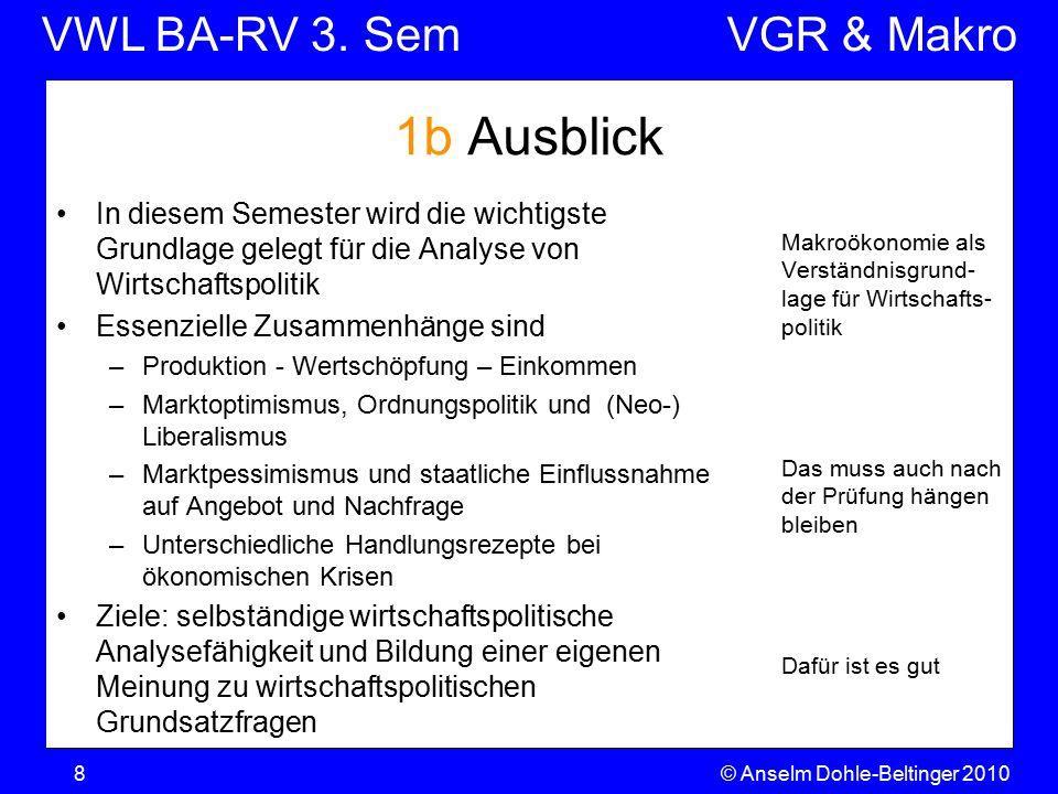 VWL BA-RV 3.SemVGR & Makro Wo entsteht die Wirtschaftsleistung.