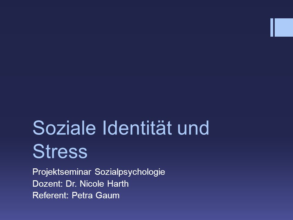"""Taking the strain: Social identity, social support, and the experience of stress Haslam, S."