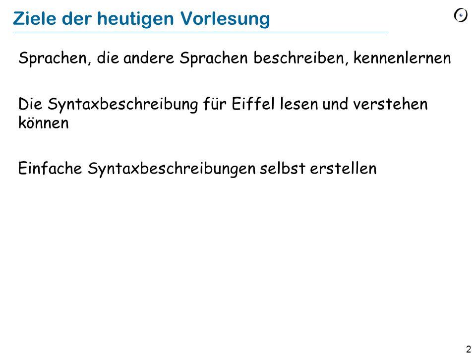 """3 Syntax: Konditional Eine Bedingungsinstruktion besteht aus (in dieser Reihenfolge): Einem """"If-Teil der Form if condition."""
