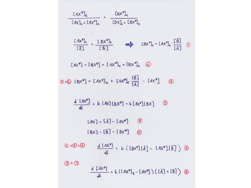 Der outer-sphere Mechanismus ist ungünstiger, denn zwischen dem Oxidations- und Reduktionsmittel besteht keine Wechselwirkung, die diesen helfen könnte, ihre Energien aneinander anzugleichen, wie dies von der Franck-Condon Bedingung gefordert wird!