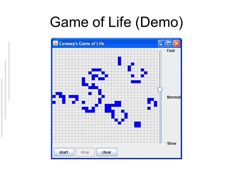 Game of Life (Demo)