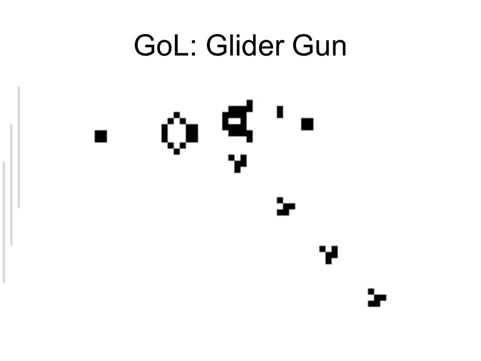GoL: Glider Gun