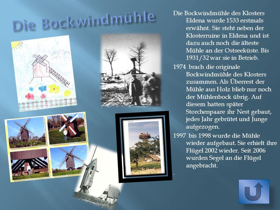 W ieck ist ein Ortsteil von Greifswald.