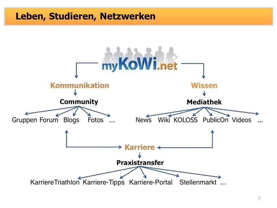 Leben, Studieren, Netzwerken 7
