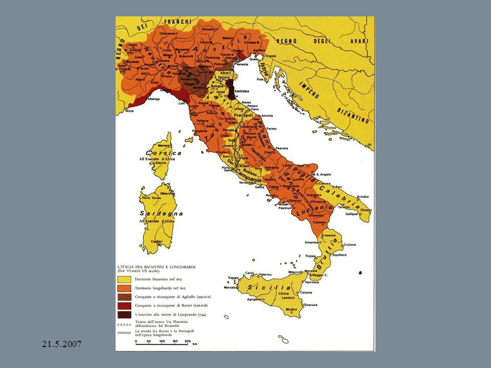 21.5.2007Bamberg und Apulien Schreiben in Montecassino im 10.
