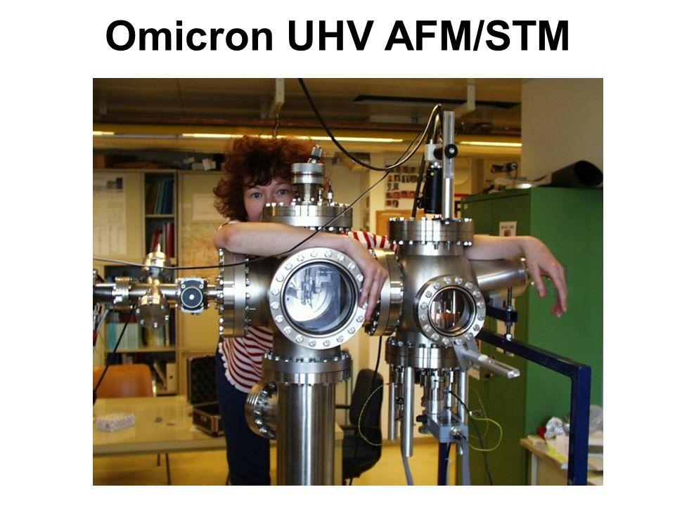Omicron UHV AFM/STM