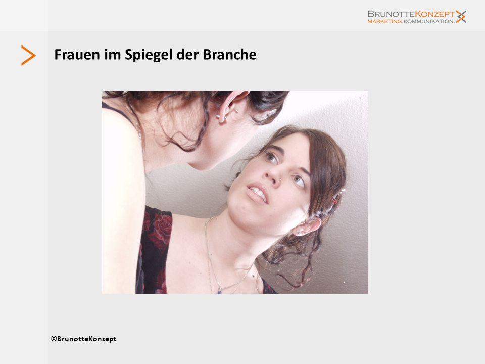 Frauen im Spiegel der Branche ©BrunotteKonzept