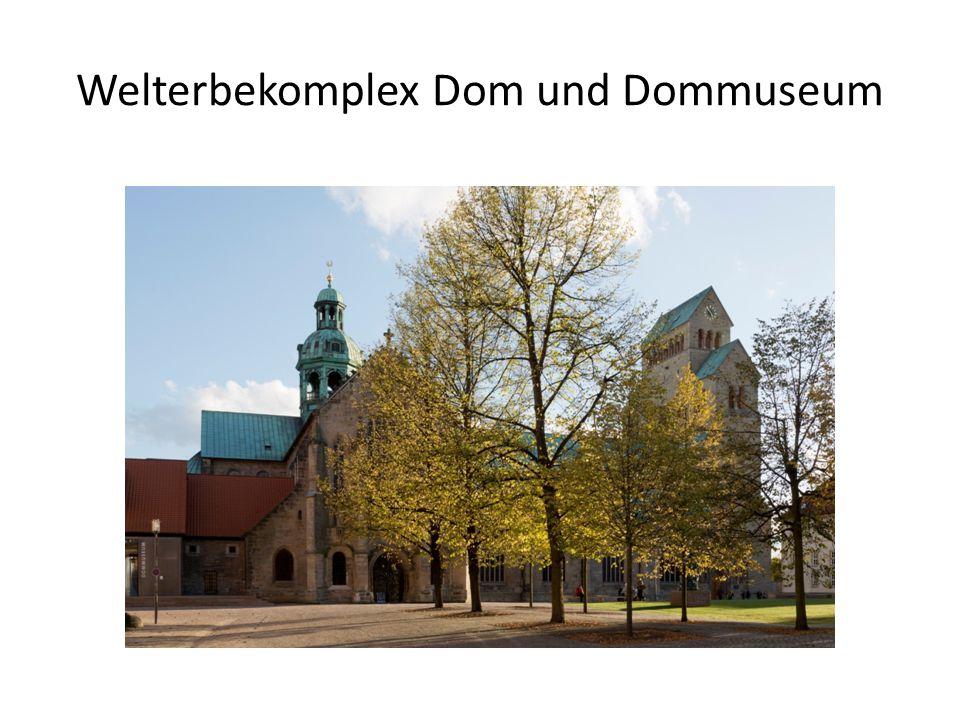 Welterbekomplex Dom und Dommuseum