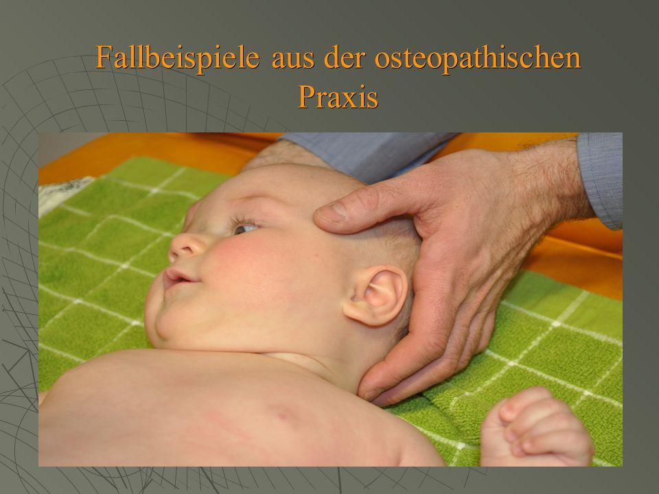 Fallbeispiele aus der osteopathischen Praxis