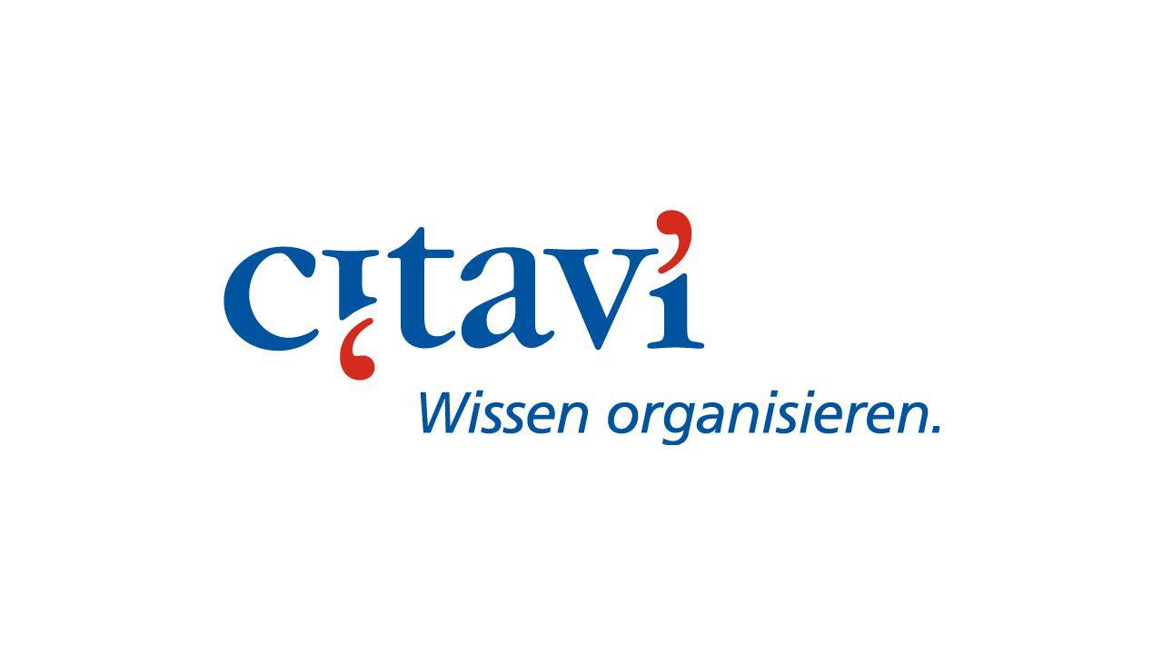 Citavi im Prozess der wissenschaftlichen Arbeit Citavi ist ein professionelles Arbeitsmittel für Wissenschaft- lerinnen, Wissenschaftler und Studierende.