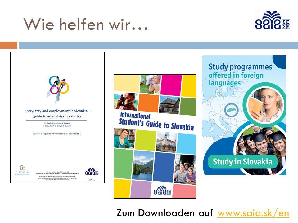 Wie helfen wir… Zum Downloaden auf www.saia.sk/enwww.saia.sk/en