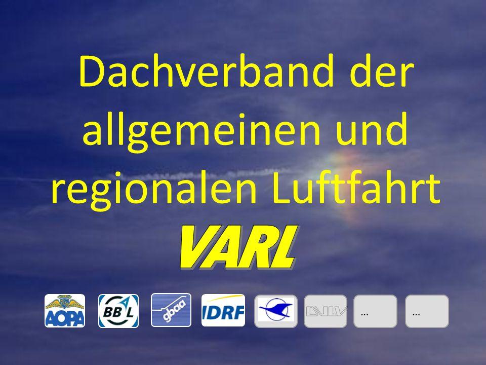 Dachverband der allgemeinen und regionalen Luftfahrt … …