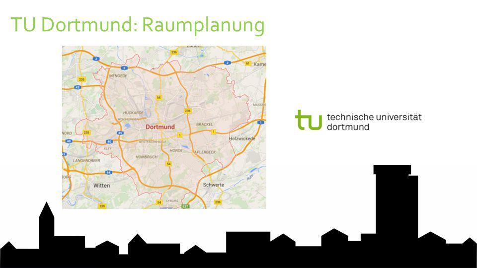 TU Dortmund: Raumplanung