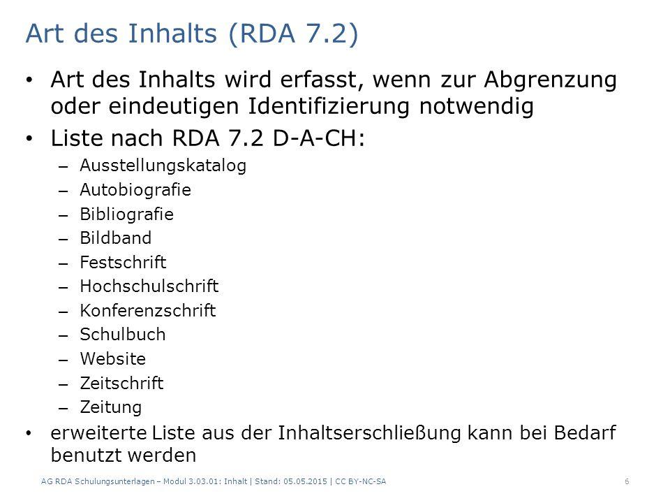 7 RDAElementErfassung 2.3.2HaupttitelGlas 7.3Inhaltlicher Bezugsrahmen Basiert auf Beiträgen, die in den Jahren von 2007 bis 2013 in der Fachzeitschrift Detail erschienen sind.
