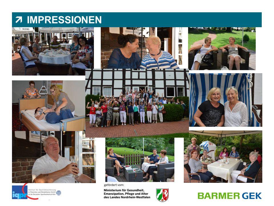 || BARMER GEK | Abteilung 1150 | Dr. Nicole Wassiljew & Juliane Diekmann  IMPRESSIONEN