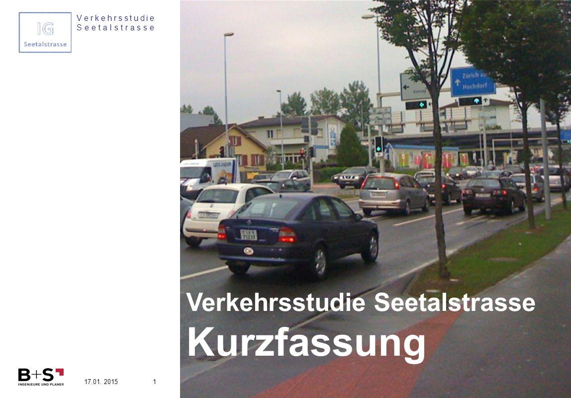 117.01. 2015 Verkehrsstudie Seetalstrasse Kurzfassung