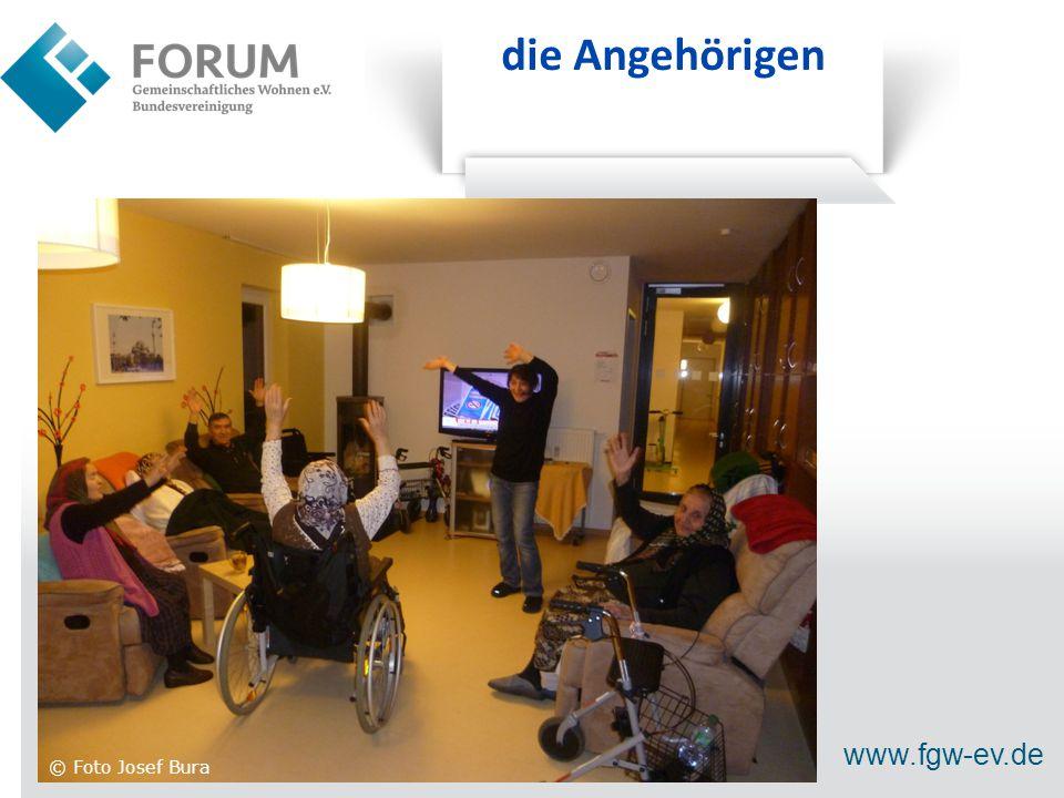 www.fgw-ev.de die Angehörigen © Foto Josef Bura