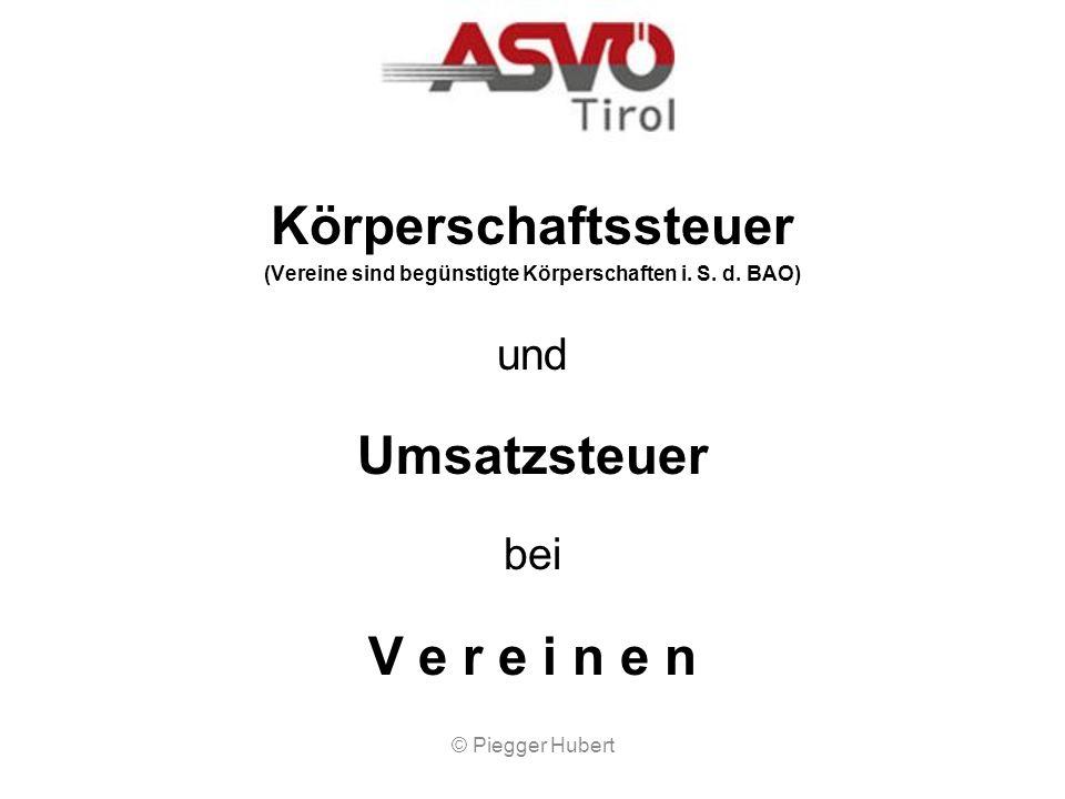 5.2.Gewinnermittlung 5.2.1. Aufzeichnungen Kleine Vereine (weniger als 1 Mio.