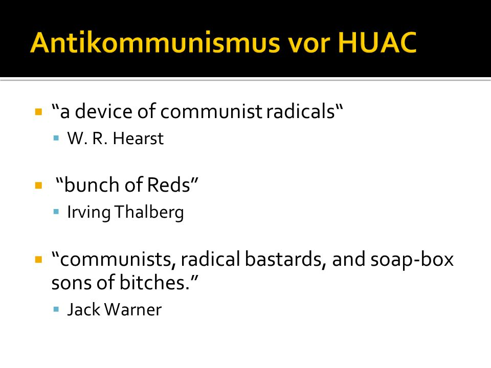  a device of communist radicals  W. R.