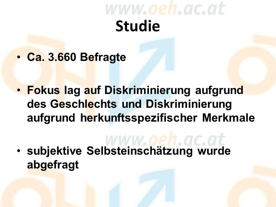 Studie Ca.