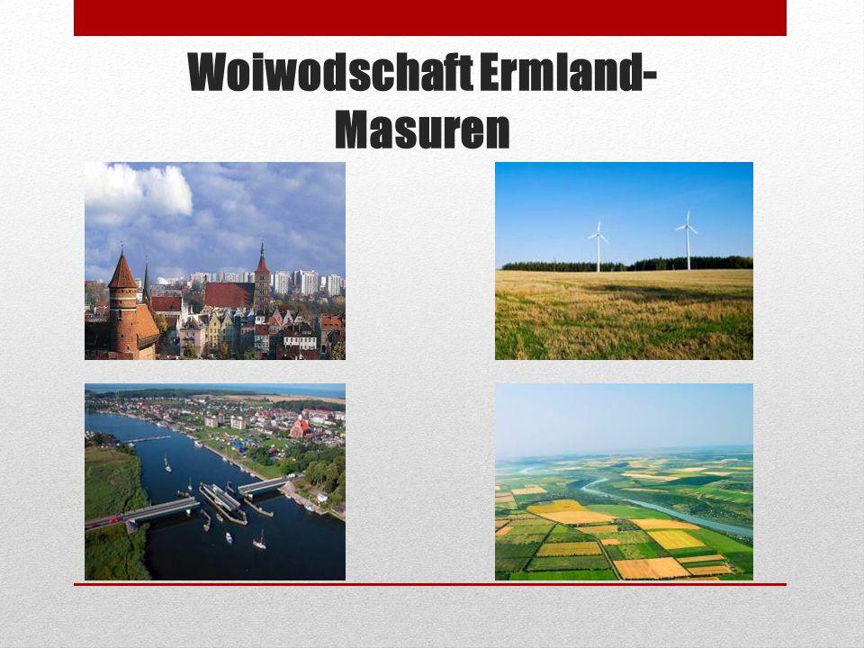 Woiwodschaft Ermland- Masuren