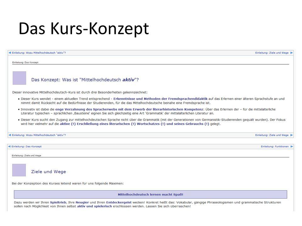 Beispiel für Fuchs Reinharts Grammatik-Seiten aus Lektion 10: Raum und Zeit