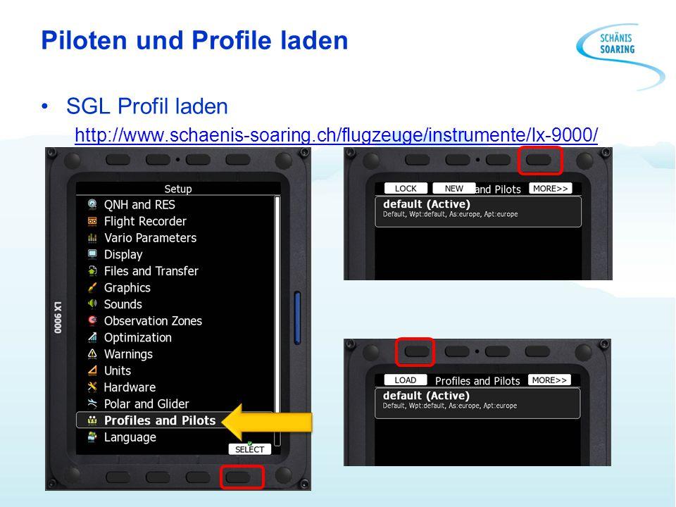 Trainingsaufgaben LX9000 Go-to Irgendeine Taste auf Flugplatz-/Wegpunkt-Seite