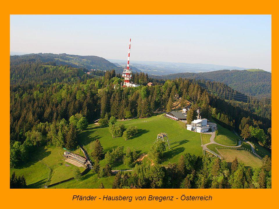 Seebühne von Bregenz - Österreich