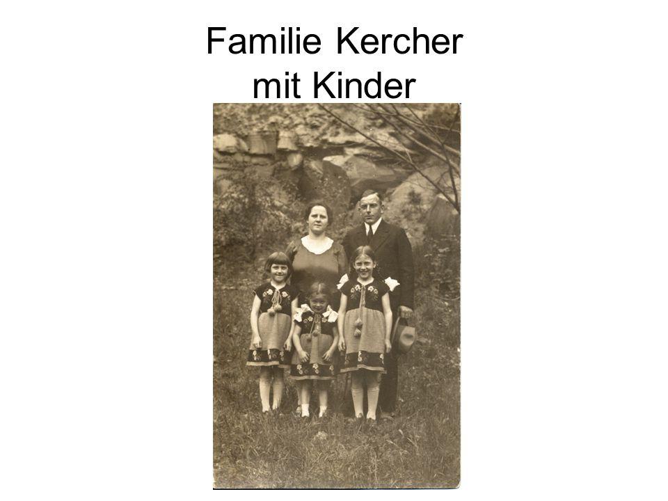 Familie Kercher mit Kinder