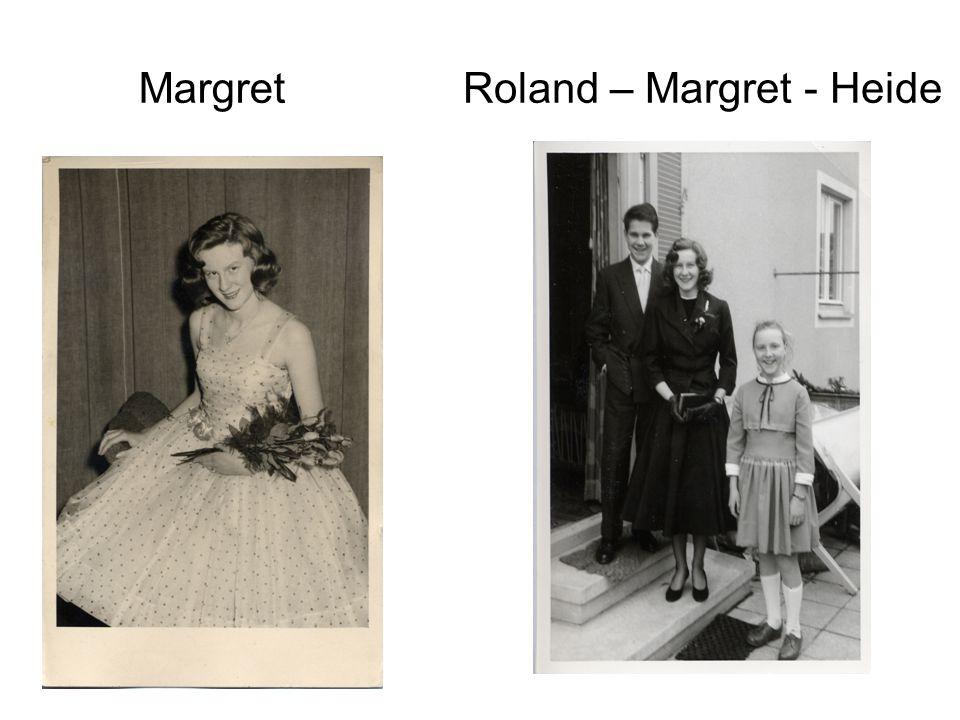 Margret Roland – Margret - Heide