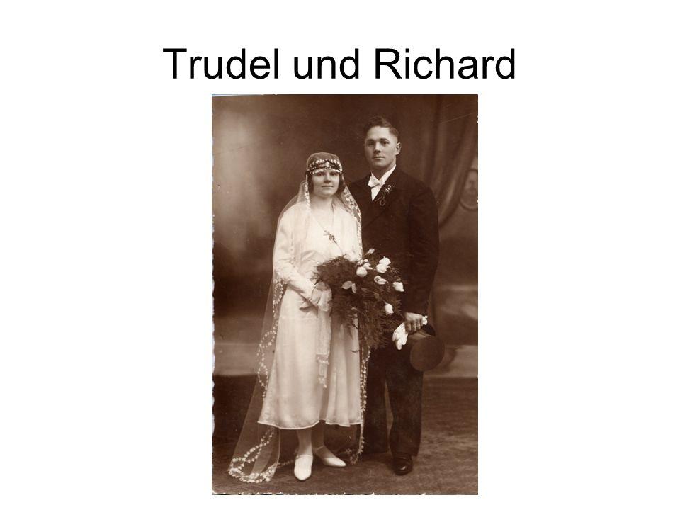 Trudel und Richard