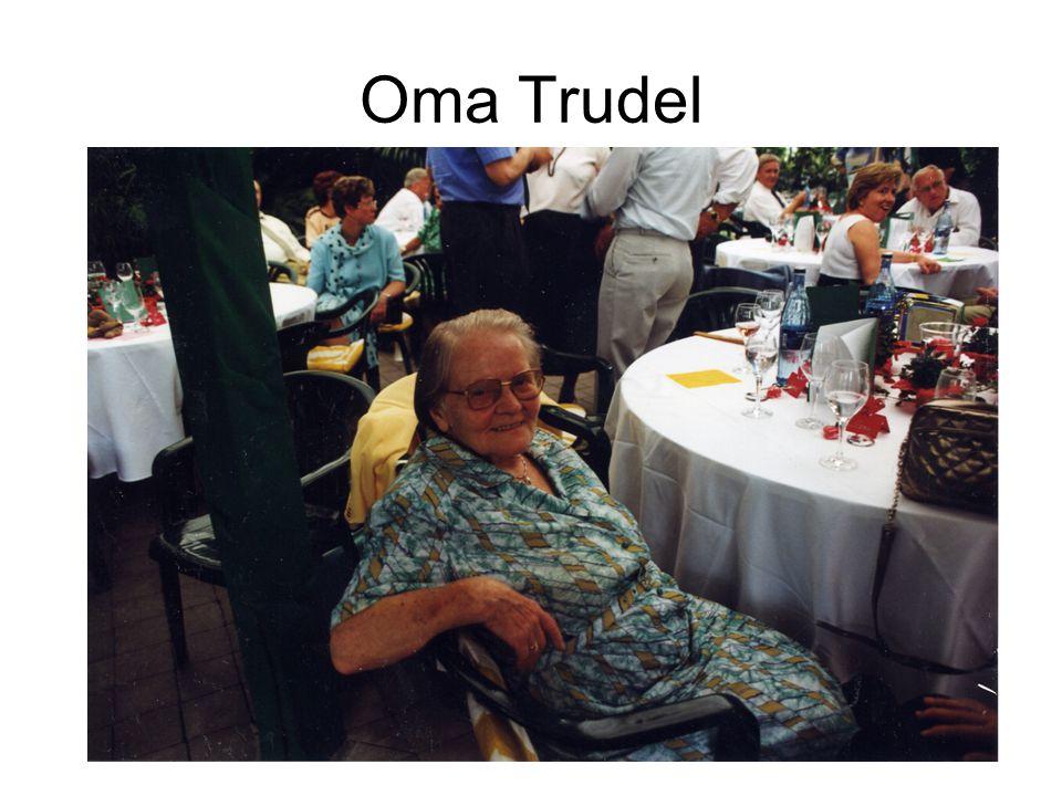 Oma Trudel
