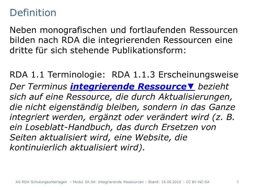 Änderungen im Ausgabevermerk (Geltungsbereich, Reichweite) RDA 1.6.3.4 Neue Beschreibung bei wesentlichen Änderungen: s.