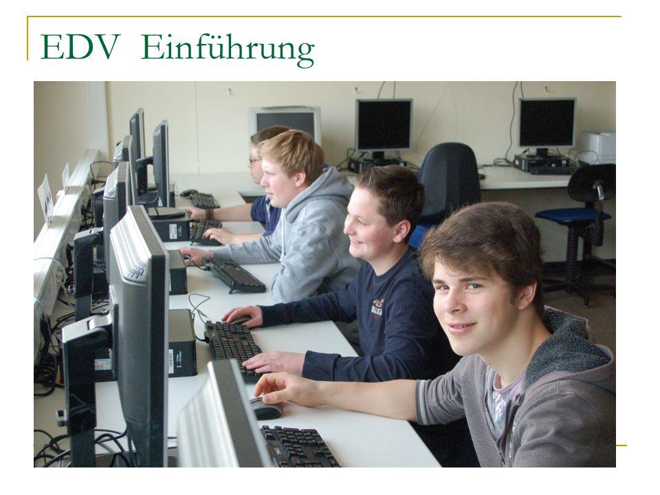 EDV Einführung