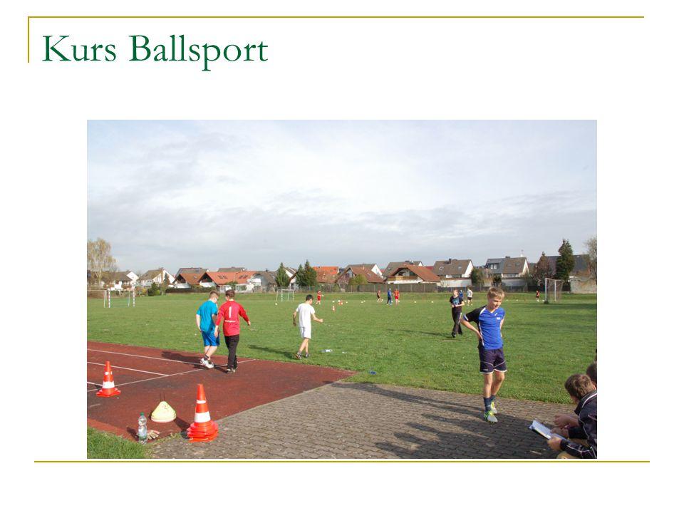 Kurs Ballsport