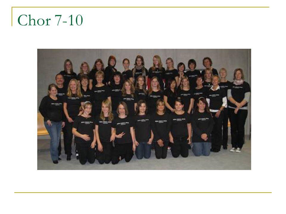 Chor 7-10
