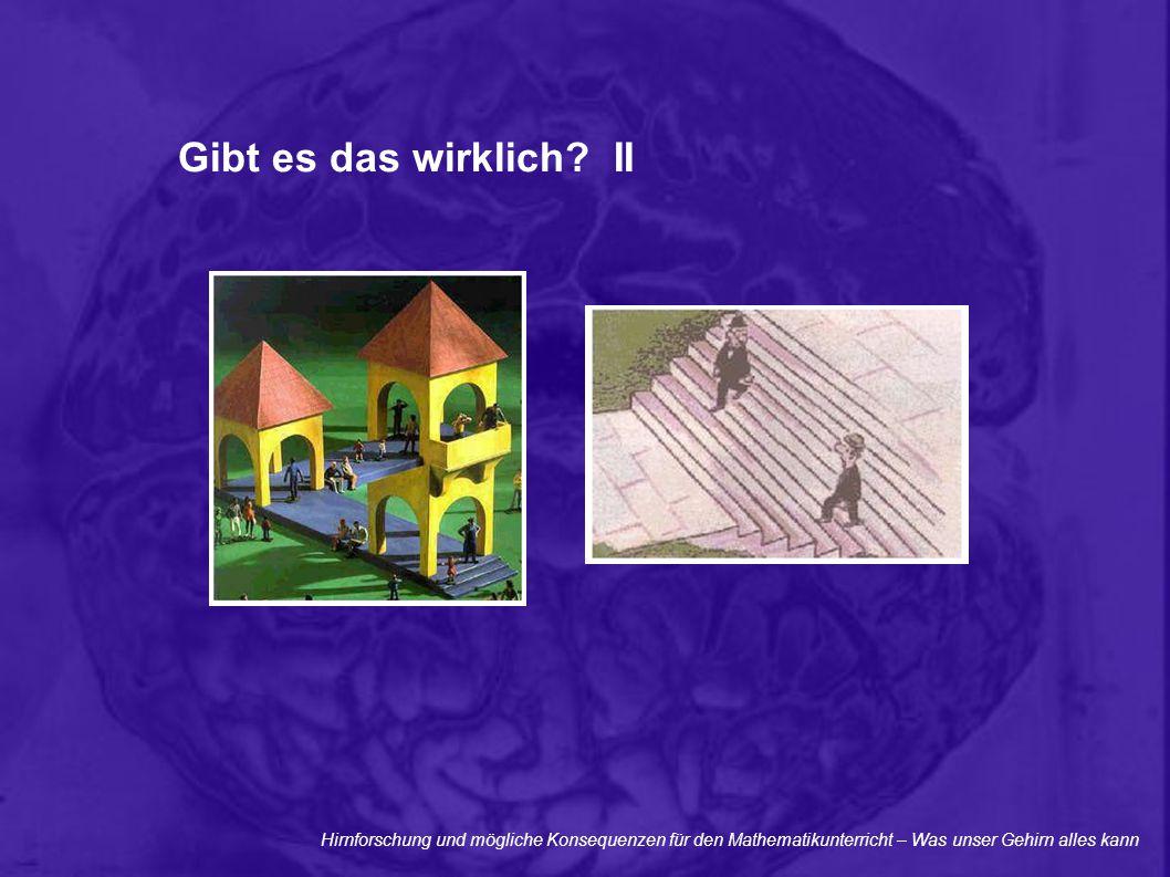 Hirnforschung und mögliche Konsequenzen für den Mathematikunterricht – Motivation Bedeutung für den Unterricht III Der Lehrer...