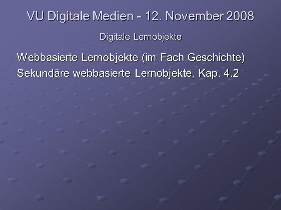 VU Digitale Medien - 12.