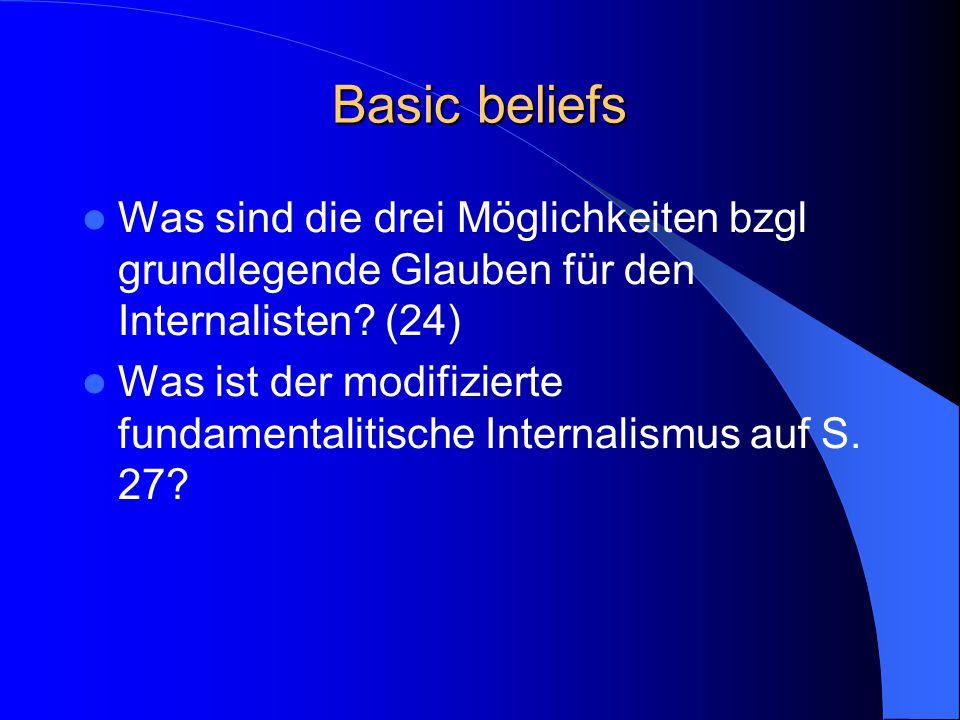 """Internalismus (cont) Was sind diachrone """"epistemische Verpflichtungen ."""