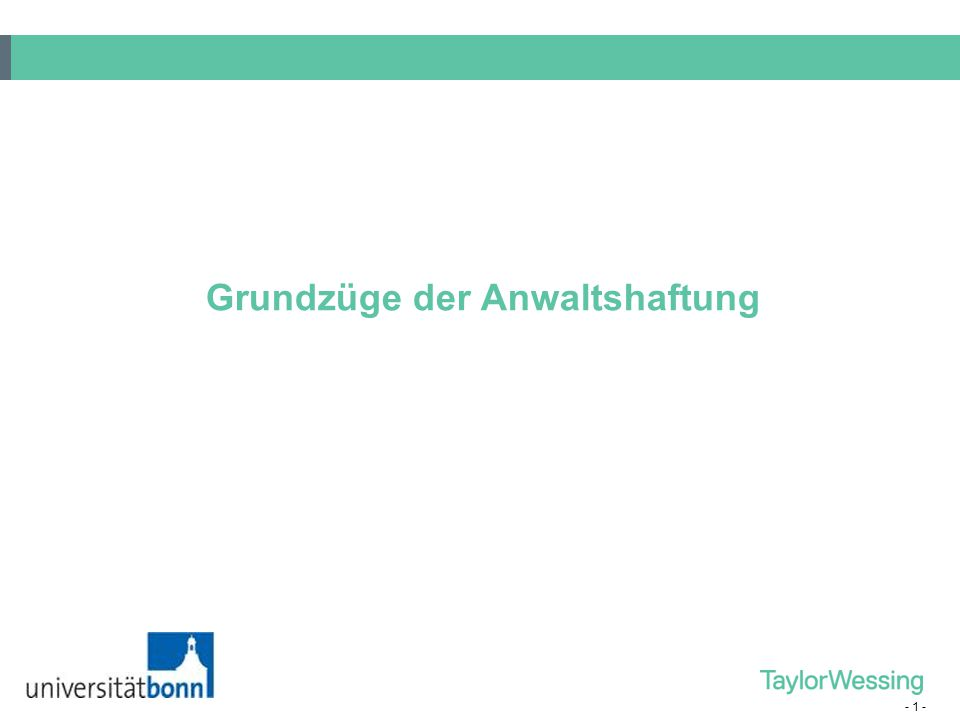 - 12 - vorformulierte Vertragsbedingungen iS von AGB (§§ 305 ff.