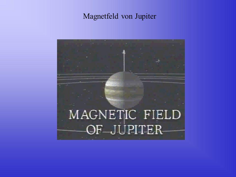 Magnetfeld von Jupiter