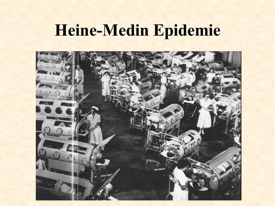 Heine-Medin Epidemie