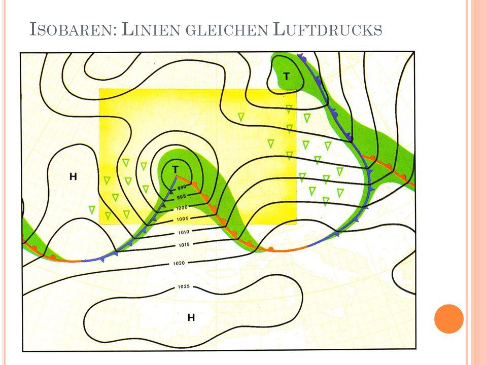 I SOBAREN : L INIEN GLEICHEN L UFTDRUCKS
