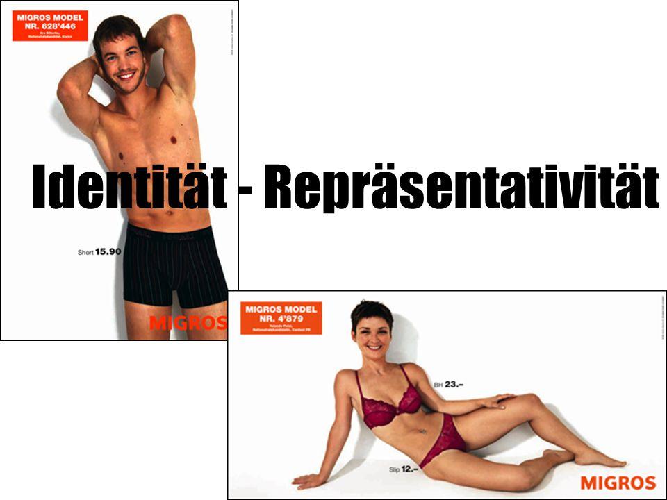 Identität - Repräsentativität
